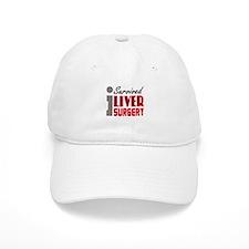 Liver Surgery Survivor Baseball Cap
