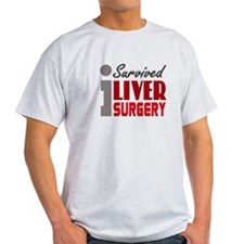 Liver Surgery Survivor T-Shirt