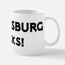 Hattiesburg Rocks! Mug