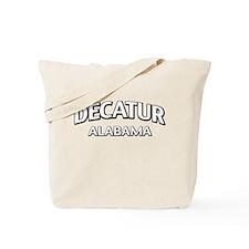 Decatur Alabama Tote Bag