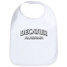 Decatur Alabama Bib