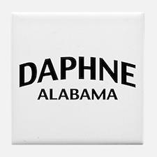 Daphne Alabama Tile Coaster