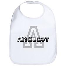 Letter A: Amherst Bib