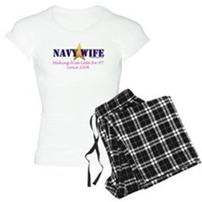 Navy Wife - Late for PT 2006 Pajamas