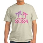 2024 Girls Graduation Light T-Shirt