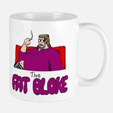 Fat Bloke Mug