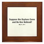 Rapture Framed Tile