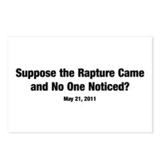 Rapture Postcards (Package of 8)