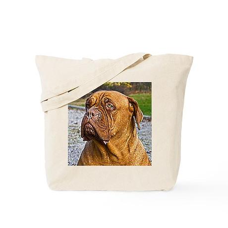 Dogue de Bordeaux Tote Bag