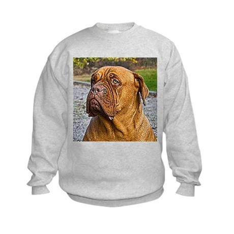 Dogue de Bordeaux Kids Sweatshirt