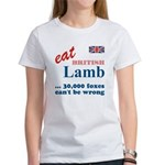 Slam in the Lamb Women's T-Shirt