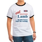 Slam in the Lamb Ringer T