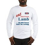 Slam in the Lamb Long Sleeve T-Shirt