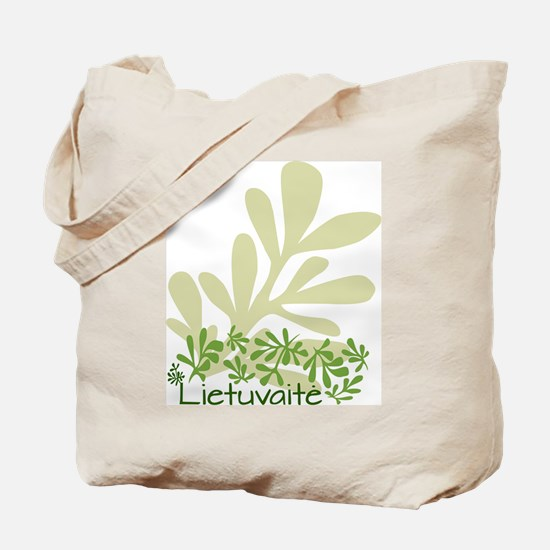 Lietuvaite Rue Design Tote Bag
