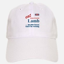 Slam in the Lamb Baseball Baseball Cap