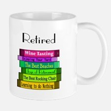Retired Professionals Mug