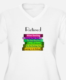 Retired Professionals T-Shirt