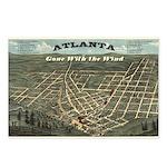 Atlanta Postcards (Package of 8)