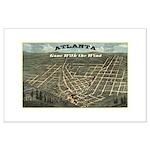 Atlanta poster (Large)