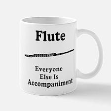 Funny Flute Gift Mug