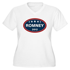 Romney 2012 [blue] T-Shirt