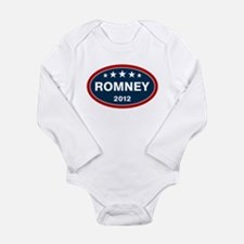 Romney 2012 [blue] Onesie Romper Suit