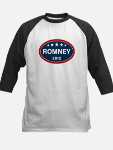Romney 2012 [blue] Tee