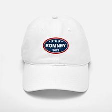 Romney 2012 [blue] Cap