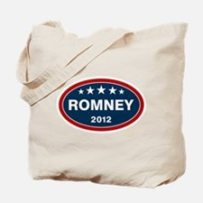 Romney 2012 [blue] Tote Bag