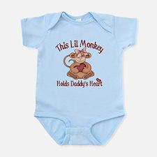 This lil monkey Infant Bodysuit