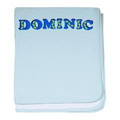 Dominic baby blanket