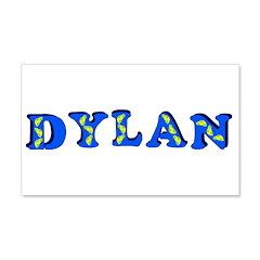 Dylan 22x14 Wall Peel