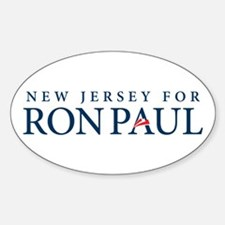 New Jersey for Paul Decal