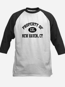 Property of New Haven Kids Baseball Jersey