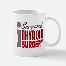 Thyroid Surgery Survivor Mug