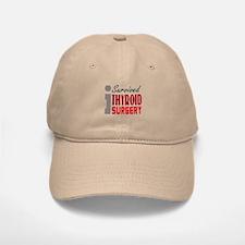 Thyroid Surgery Survivor Baseball Baseball Cap