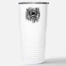Skull and Guns Travel Mug