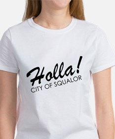 Holla! City of Squalor Tee