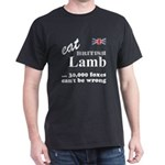 Slam in the Lamb Black T-Shirt