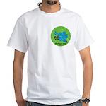 DasTank White T-Shirt