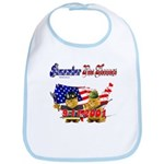 Remember the Heroes Firemand  Bib