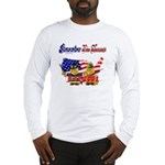 Remember the Heroes Firemand  Long Sleeve T-Shirt