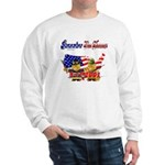 Remember the Heroes Firemand  Sweatshirt