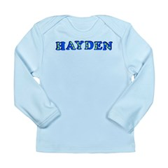 Hayden Long Sleeve Infant T-Shirt