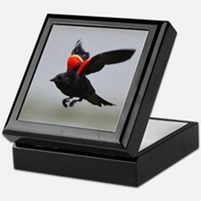 Redwing Flying Keepsake Box