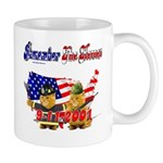 Remember the Heroes Firemand  Mug