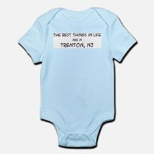 Best Things in Life: Trenton Infant Creeper