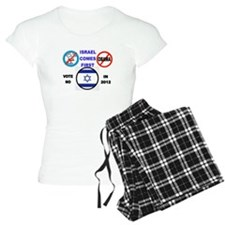 NO OBAMA 2012 Pajamas