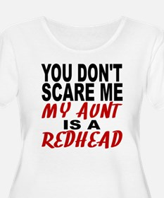 My Aunt Is A Redhead Plus Size T-Shirt
