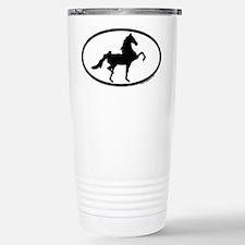 Cute Oval Travel Mug